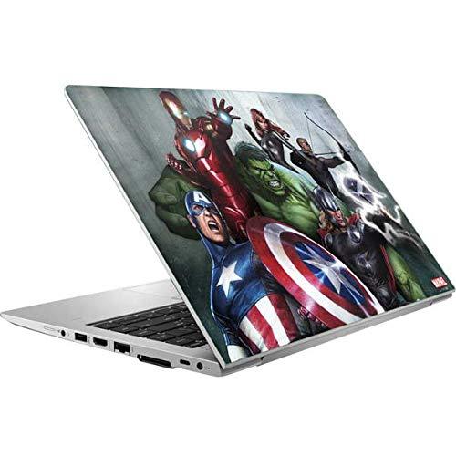 Skinit Laptop Skin for HP Elitebook 840 G6 (2019) - Officially Licensed Marvel Avengers Assemble Design