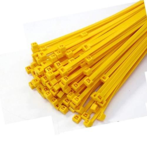 1000 Stk Kabelbinder gelb 100 x 2,5 mm EUROPA-/ INDUSTRIEQUALITÄT