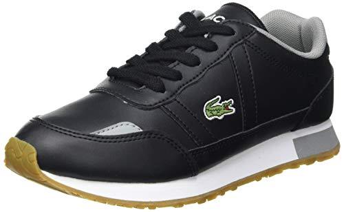 Lacoste Sport Partner 0721 1 SUJ, Zapatillas Unisex Adulto, Blk/Gry,...