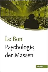 Psychologie der Massen Le Bon Sachbuch