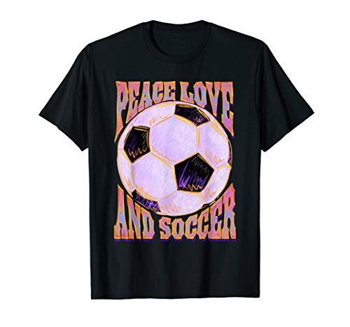 Friedensliebe und Fußball für Fußballer jeden Alters