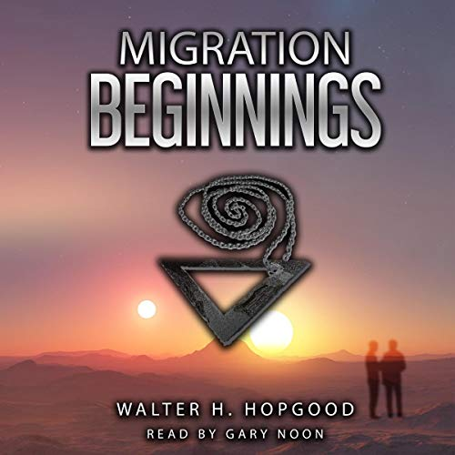 Migration: Beginnings audiobook cover art