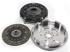 DKM Clutch BMW E46 M3 MS Twin Disc Clutch Kit w/Steel Flywheel