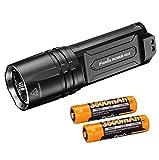 Reesta Fenix TK35UE V2.0 TK35 Ultimate Edition 5000 Lumen Flashlight with Fenix 2X3500man Battery