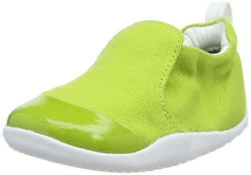 Bobux Scamp, First Walker Shoe Unisex niños, Lima, 21 EU