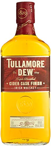 Tullamore Dew Cider Cask Finish mit Geschenkverpackung (1 x 0.5 l)