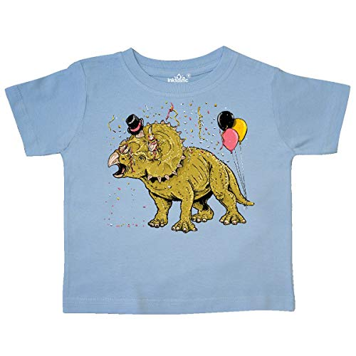inktastic Roaring in The New Year Toddler T-Shirt 5/6 Light Blue 39232