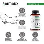 animaux nutrients 365 – complément multivitaminé pour Chiens avec des minéraux, des Oligo-éléments et du Ginseng - idéal pour Soutenir Le métabolisme, système immunitaire, défenses et Un Beau Poil #3