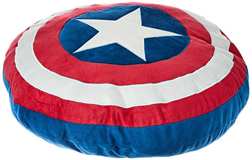 Marvel Captain America 'Civil War' Shield Decorative Pillow