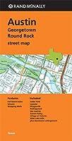 Rand Mcnally Austin/Georgetown/round Rock, Tx Street Map
