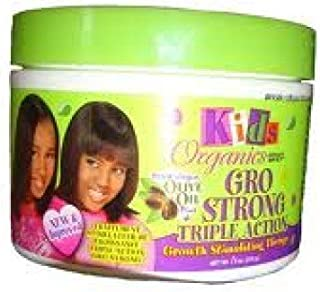 Africa's Best Africas Best Kids Orig Gro Strong Therapy 7.5 Ounce Jar (221Ml)