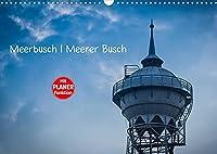 """Meerbusch. Meerer Busch (Wandkalender 2022 DIN A3 quer): Kalender mit Impressionen aus einer """"Stadt im Gruenen"""" (Geburtstagskalender, 14 Seiten )"""