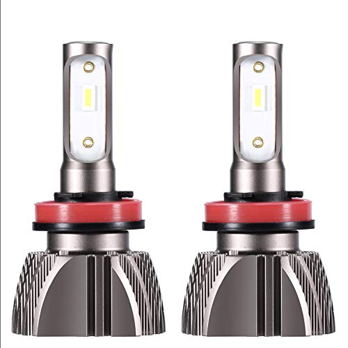 S1 H4 voiture LED phares ampoule LED ZES puce loin et à proximité des lumières ampoules phare modification de projecteur lumineux IP68 12V 6500K, 1PCS