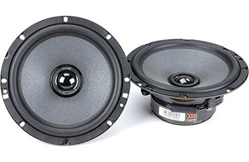 Morel mteui602Zeit Ultra Integra 602Paar Woofer A Zwei-Wege 16,5cm 165mm Hochtöner mit integrierten-20MM110W Full Range Lautsprecher Auto