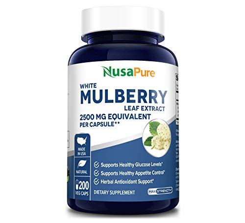 10 Best Naturals Mulberry Leaf Extracts
