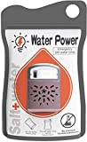 Cumbed Emergency Salt Water Lamp for Power Outages Portable Salt Water Powered Light No Needed Battery Powered Lights Environmentally Friendly Travel Lamp for Hiking, Camping, Cycling