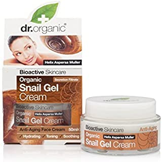 Dr Organic Crema-Gel Snail 50 ml