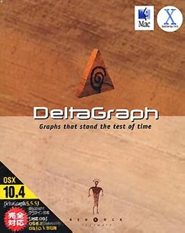 スリット傀儡法律DeltaGraph 5.5.5J Mac シングル版