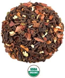 Rishi Tea Organic Vanilla Mint Chai, 1 Pound