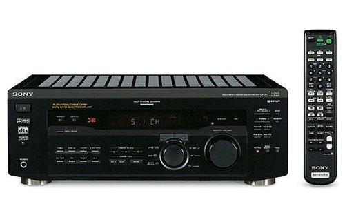 Sony STR-DE445/B HiFi-Receiver schwarz
