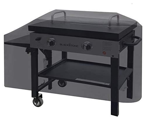 """41RTMwiZTQL. SL500  - Broilmann 5003 Hard Cover Grillzubehör, passend für Blackstone 28"""" Grillplatte, schwarz"""