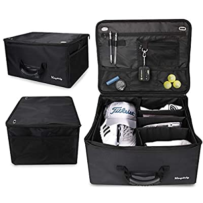 Collapsible Golf Trunk Organizer