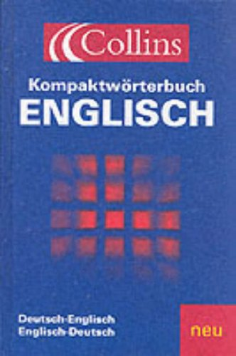 Xgerman/English Kompaktwbuch (Dictionary)