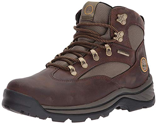 Timberland 15130 Men's Chocorua Trail Mid Boot Brown/Green 11 M US