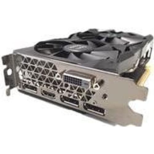 FUJITSU NVIDIA GeForce RTX 2060 Mini 6Go PCIe Gen3 3X DisplayPort 1.4 1x HDMI 2.0b 1x DVI-D GDDR5 PCIe x16 for Esprimo P558p & P958p