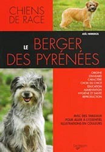 BERGER DES PYRENNEES (CHIENS)