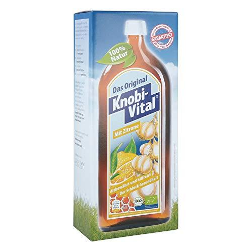 Knobivital Zitrone Bio, 960 ml
