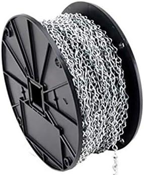 TC Single Jack Chain Weld Houston Mall Zinc Chai Bright Less Steel Industry No. 1