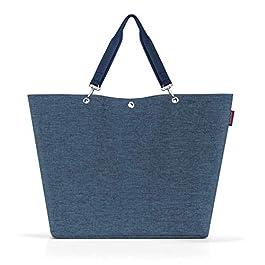 Reisenthel Shopper-ZU4027, Cabas Femme, Bleu, X-Large