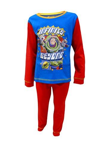 Disney Toy Story Buzz Lightyear Jungen Schlafanzug 18-24 Monate