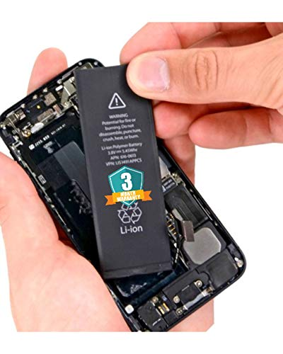 The Black Store Orignal 1810mAh Battery for iPhone 6G A1589 A1586 A1549 with 3 Months Warranty