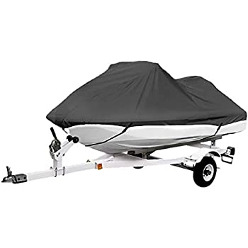 """1-2 Person 106/""""-115/"""" Personal Watercraft Storage Cover"""