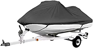 North East Harbor Gray Trailerable PWC Personal Watercraft Cover Covers Fits 2-3 Seat Or 136