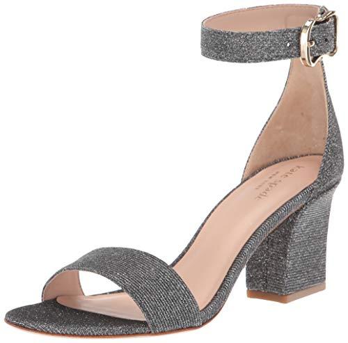 Price comparison product image Kate Spade New York Women's SUSANE Heeled Sandal,  Smoke,  7.5 M US