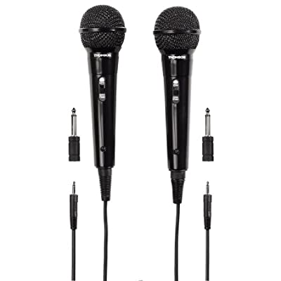 Thomson M135D Dynamic Microphone Pack of 2