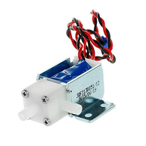 Lamdoo 12-V-Magnetventil für stromlos geöffnete elektrische Steuerung, Nicht geeignet für Luft/Wasser-Ventile - 2#
