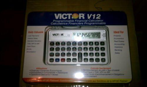 Victor V12 Financial Calculator