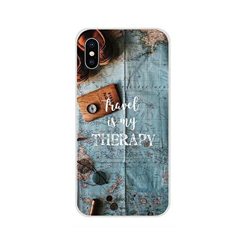 Para Samsung Galaxy J1 J2 J3 J4 J5 J6 J7 J8 Plus 2018 Prime 2015 2016 2017 viajes lindos accesorios Fundas de teléfono Imágenes 7-Para J1 2015