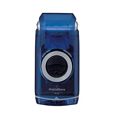 Braun PocketGo M60b MobileShave Portable Shaver by Procter & Gamble