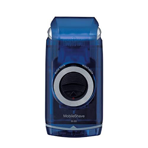 Braun PocketGo M60b MobileShave Portable Shaver
