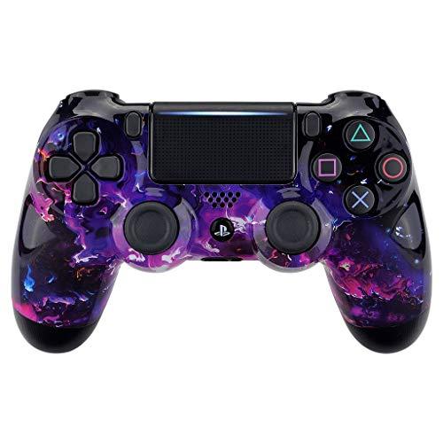 PS4 Custom UN-MODDED Controller Exklusive einzigartige Designs – mehrere Designs erhältlich CUH-ZCT2U (Space Lava)