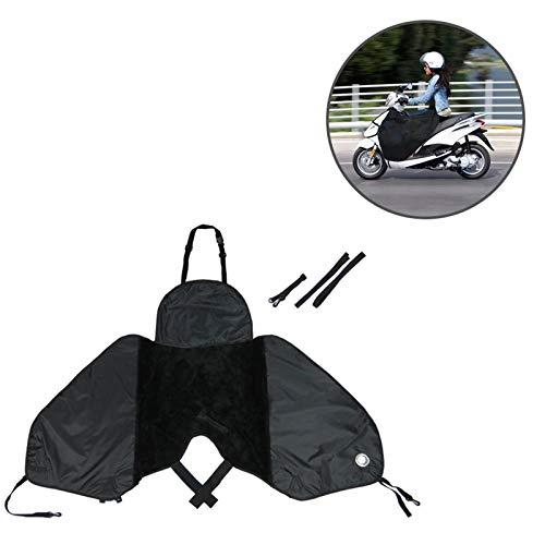 Blentude - Coprigambe per scooter universale, protezione contro il freddo e la pioggia, impermeabile, protegge gambe e ginocchiere in inverno per conduttore