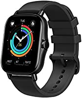Amazfit Smartwatch GTS 2e GPS 1,65''Aktivitätstracker für Fitness und Gesundheit mit 90 Sportmodi, 14 Tagen Akkulaufzeit,...