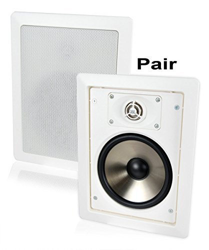 JBL SP6II in-Wall Home Theater Speaker Review