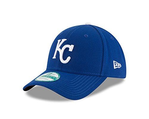 New Era The League Kansas City Royals Gm - Casquette pour Homme, Couleur Bleu, Taille OSFA