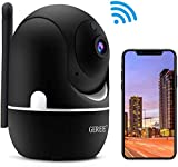 GEREE WiFi IP Camera 1080P Pan/Tilt/Zoom Indoor Security Camera Baby Monitor with Cloud